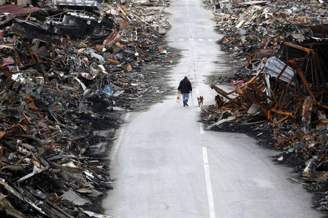 東日本大震災から5年