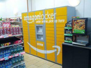 Amazonロッカー